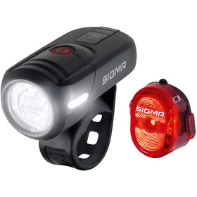 SIGMA SPORT Aura 45/Nugget II USB Light Set